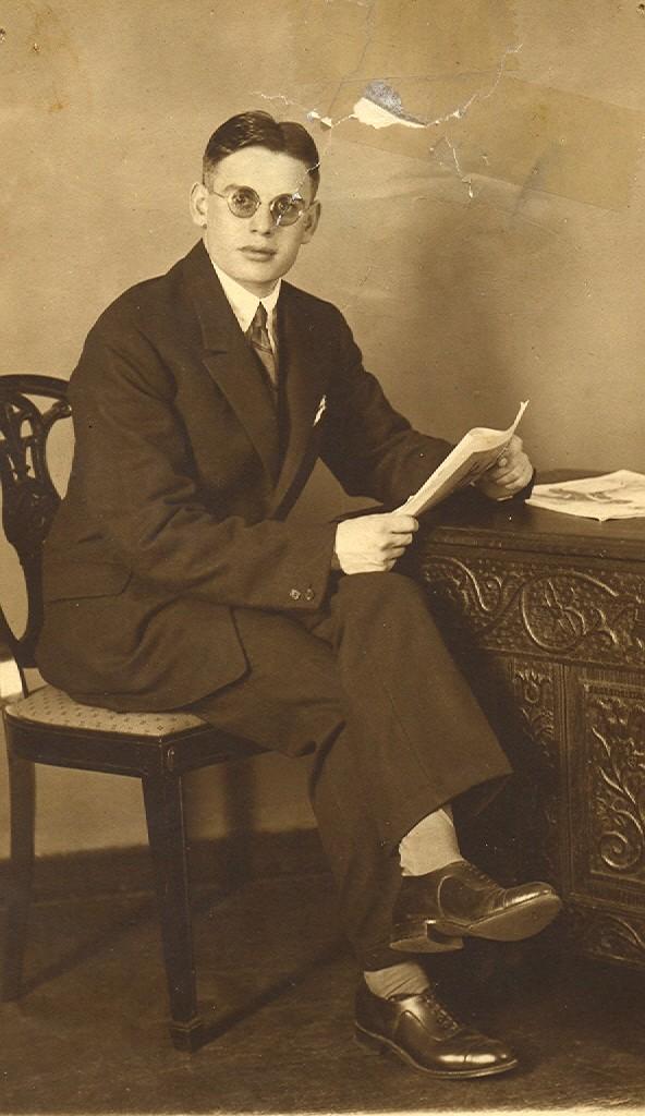 Roelofs Anton jaren twintig